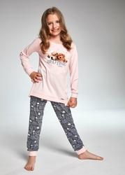Cornette Kids Girl 035101 Bedtime Story piżama dziewczęca