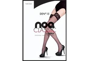 Nicole knittex 15 den pończochy