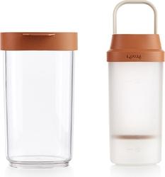 Naczynie do przygotowania mleka roślinnego Lekue