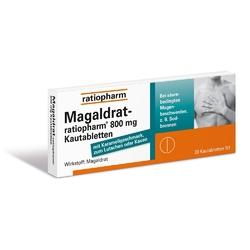 Magaldrat ratiopharm 800 mg tabl.