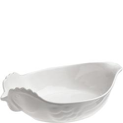 Naczynie do pieczenia drobiu Revol białe RV-005720-1