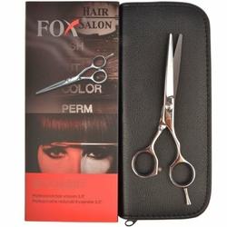 FOX STUDENT, nożyczki fryzjerskie do strzyżenia profesjonalne
