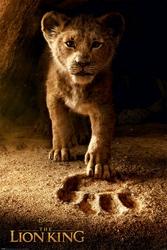The Lion King Future King - plakat
