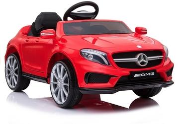Mercedes amg gla45 czerwony lakierowany samochód na akumulator + pilot