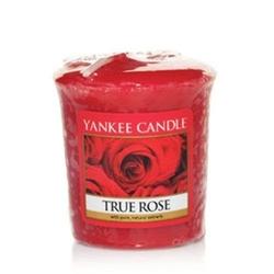 Yankee candle sampler true rose
