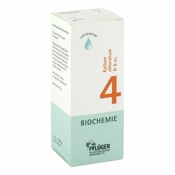 Biochemie Pflueger 4 Kalium chlorat.D 6 Tropfen