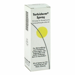 Terbiderm Spray