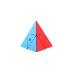 Yj 2x2 pyraminx stickerless magic cube