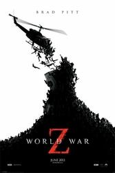 World War Z Teaser - plakat