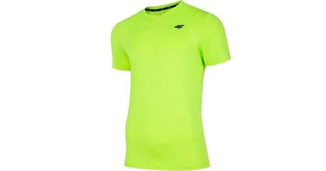 4f mens functional t-shirt nosh4-tsmf002-45n xl zielony