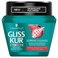 Giss kur, supreme fullness, maska do włosów w słoiku, 300 ml