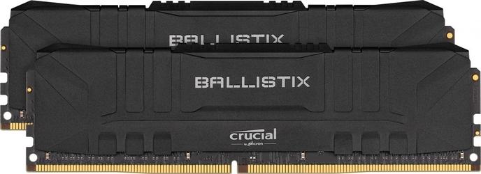 Crucial pamięć ddr4 ballistix 162400 28gb cl16 black