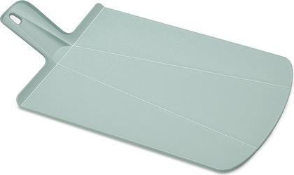 Deska do krojenia duża chop2pot plus szaroniebieska