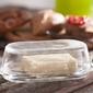 Maselniczka szklana z pokrywką edwanex owalna