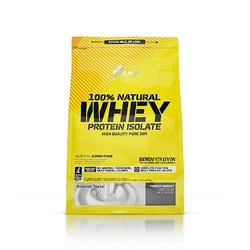 Olimp 100 natural whey protein isolate 600 g