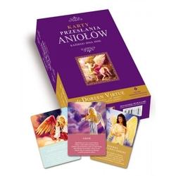 Karty przesłania aniołów + książeczka