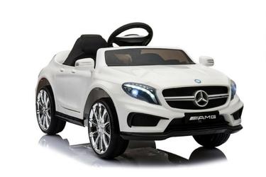 Mercedes amg gla45 biały samochód na akumulator + pilot