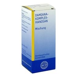 Damiana komplex fluessig