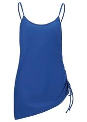 Sukienka kąpielowa bonprix niebieski