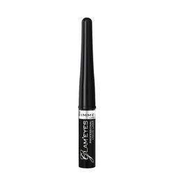 Rimmel glam eyes professional liquid liner eyeliner 001 black glamour 3,5ml