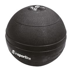 Piłka slam ball 6 kg - insportline - 6 kg