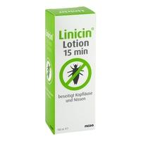 Linicin lotion 15 min. płyn na wszy