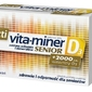Acti vita-miner senior d3 x 60 tabletek
