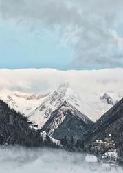 Valle Aurina - plakat