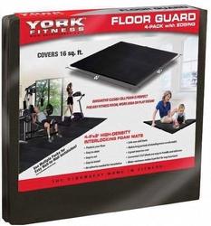 Modułowa wykładzina podłogowa puzzle - york fitness