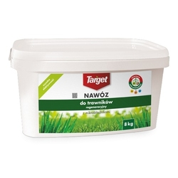 Nawóz do trawnika – regeneracyjny – 8 kg target