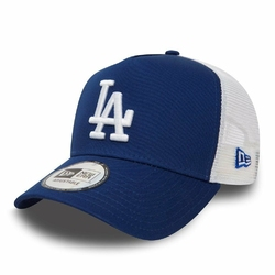 Czapka New Era MLB Los Angeles Dodgers Clean A Frame Trucker - 11405497 - 11405497