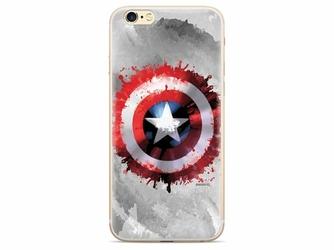 Etui z nadrukiem Marvel Kapitan Ameryka 019 Apple iPhone X
