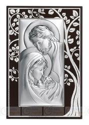 Obrazek bc6380m2xa święta rodzina na panelu 15 x 22,8 cm.