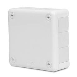 Puszka pf 041-01 ip55 biała - szybka dostawa lub możliwość odbioru w 39 miastach