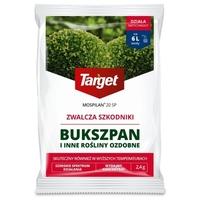 Mospilan 20 sp – na szkodniki bukszpanu – 2,4 g target