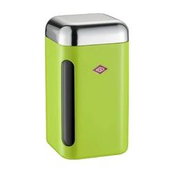 Wesco - pojemnik z okienkiem 1,65 l, zielony - zielony