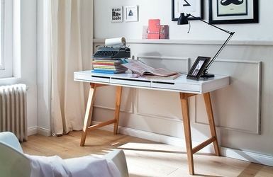 Aspen  skandynawskie biurko- konsola