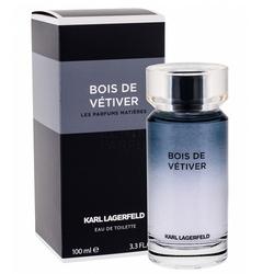 Karl lagerfeld les parfums matieres bois de vétiver woda toaletowa dla mężczyzn 50ml - 50ml