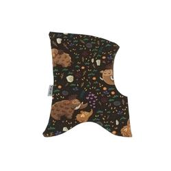kominiarka czapka skrzata mamuty 40-44 wiek 6-12 m-cy