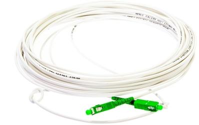 Patchcord światłowodowy sm 5m easy flex scapc - scapc g657.b3 - szybka dostawa lub możliwość odbioru w 39 miastach