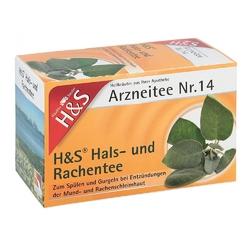 Hs liście szałwii herbata w saszetkach