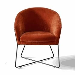 Nordic line :: tapicerowany fotel kaya