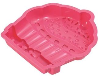 Pavoni forma na ciastotort cupcake, różowa