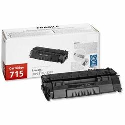 Toner Oryginalny Canon CRG-715 1976B002AA Czarny - DARMOWA DOSTAWA w 24h