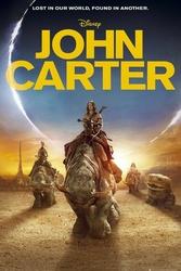 John Carter One Sheet - plakat