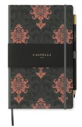 Notes castelli milano - copper  gold baroque copper