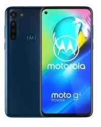 Motorola smartfon  moto g8 power 464gb,ds, capri blue