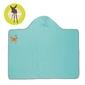 Ręcznik kąpielowy z kapturem 0-24 mies. 100x70 cm, uv 50+, star fish lassig