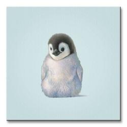 Penguin  - obraz na płótnie