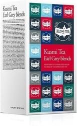 Herbaty kusmi w zestawie earl grey 24 torebki